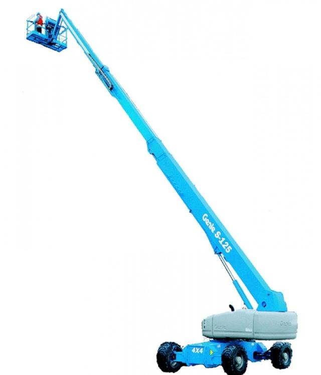 Where to find S-125 GENIE BOOM LIFT in Upper Tumon