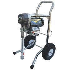 Where to find AIRLESS PAINT SPRAYER EZ RENT in Upper Tumon